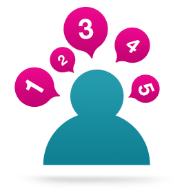 Blog icoon A/B testen