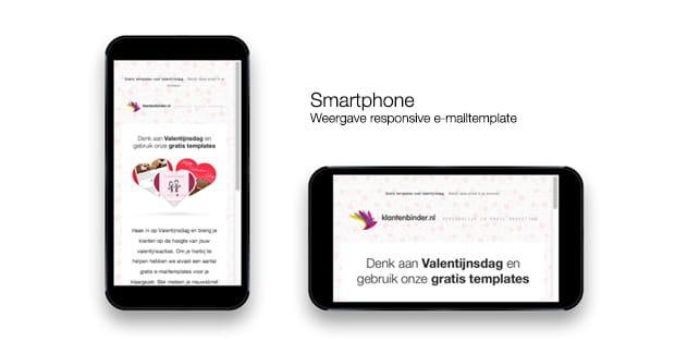 Voorbeeld e-mail iPhone versie