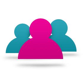 Blog icoon segmenteren