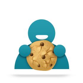 Blog icoon het nut van cookies