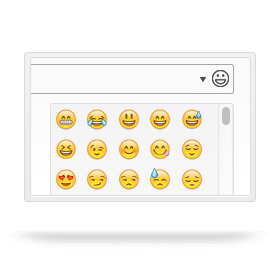 Blog icoon symbolen