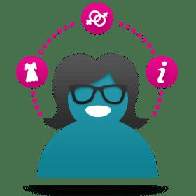 Blog icoon contactinformatie verrijken