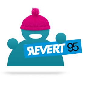 Blog icoon Revert 95