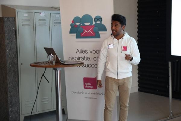 Presentatie Didier