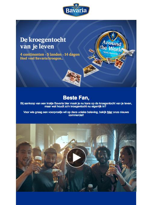 Nieuwsbrief Bavaria Video