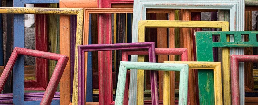 frames animeren
