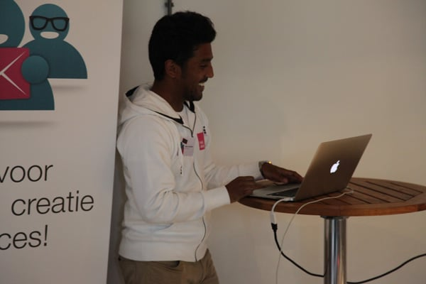 Demonstratie e-mailapplicatie