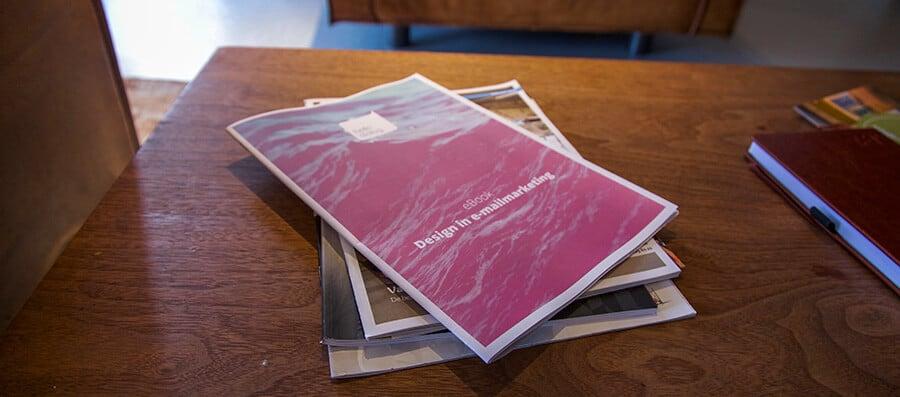 eBook Design in E-mailmarketing