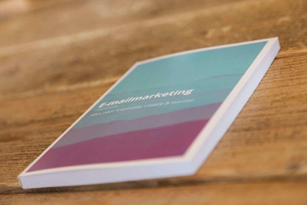 Tweede druk boek e-mailmarketing